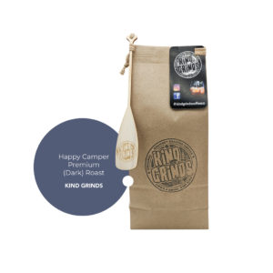 Happy Camper – Premium (Dark) Roast by Kind Grinds